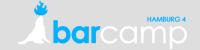 BarCamp Hamburg 4 | Logo